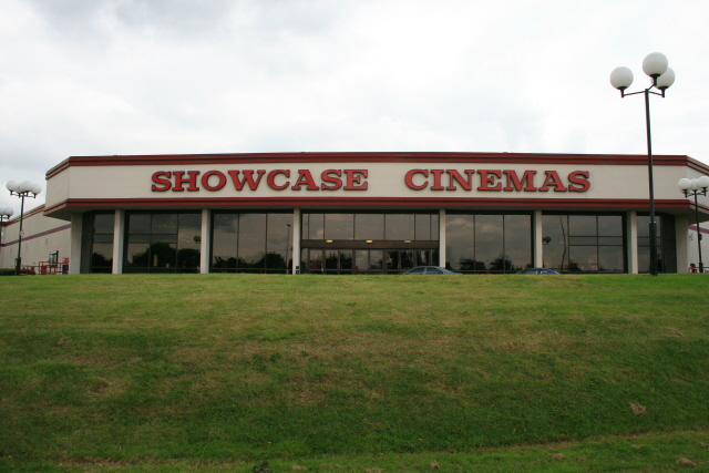 The Nottingham Showcase Cinema