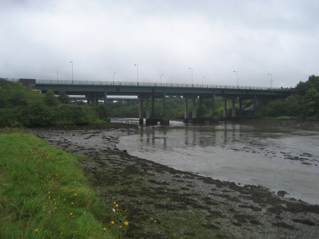 Bridge over the Blyth