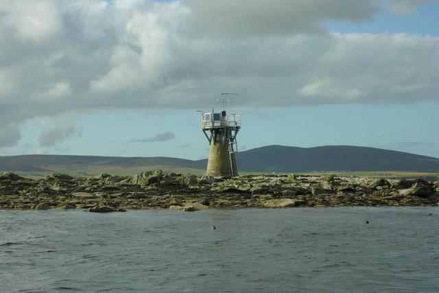 Navigation Light, Barrel of Butter, Scapa Flow.