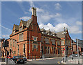 SD5805 : The History Shop - formerly Wigan Library by Dave Green
