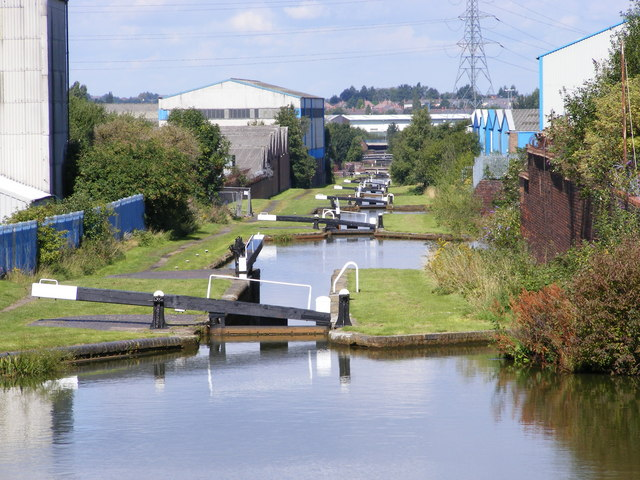 Down the Eight Locks