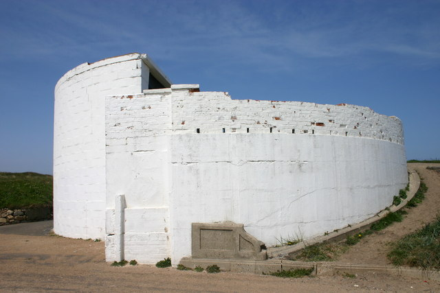 Fort Coulson, Blyth