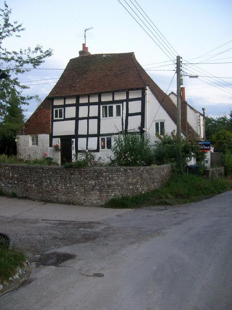 Pyecombe Manor 169 Simon Carey Cc By Sa 2 0 Geograph