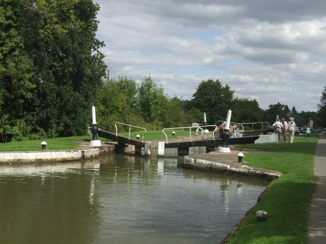 Grand Union Canal - Lock No 45