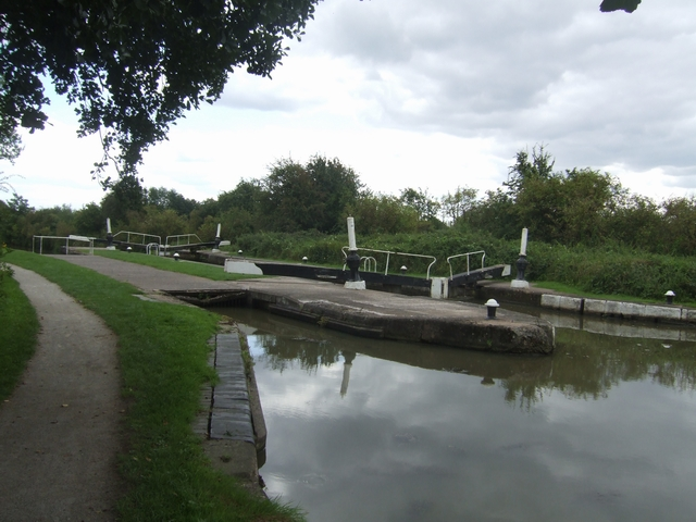 Grand Union Canal - Lock No. 30