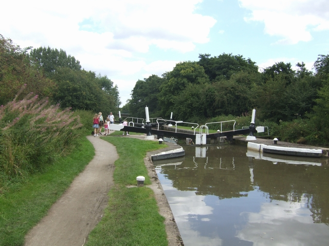 Grand Union Canal - Lock No. 27