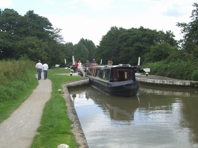 Grand Union Canal - Lock No. 28