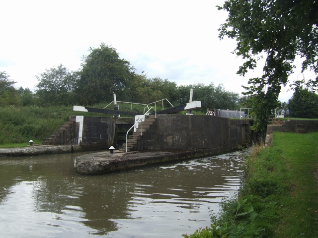 Grand Union Canal - Lock No. 29