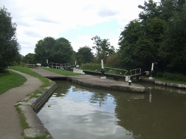 Grand Union Canal - Lock No. 31
