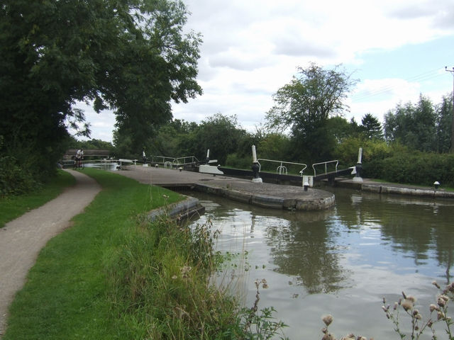 Grand Union Canal - Lock No. 32