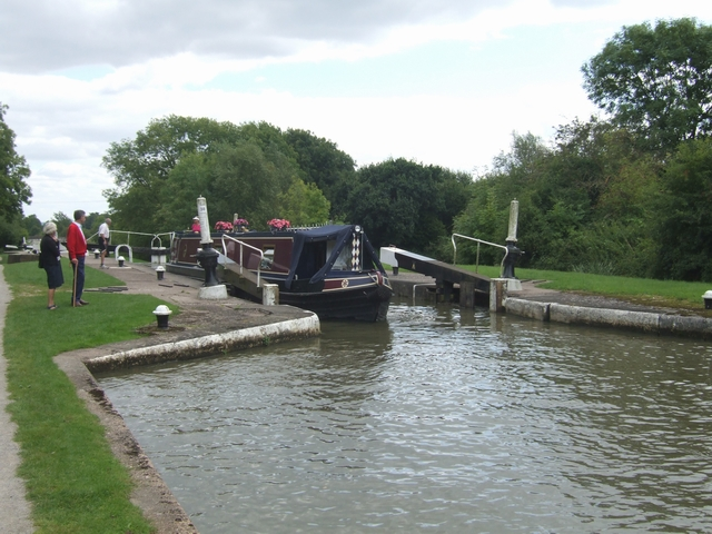 Grand Union Canal - Lock No. 38