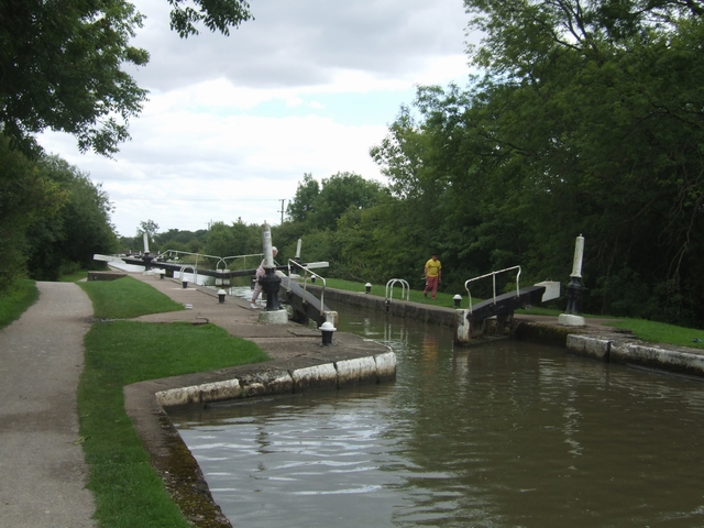 Grand Union Canal - Lock No. 37