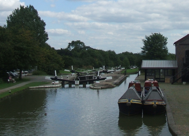 Grand Union Canal - Lock No. 42