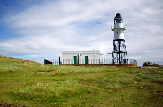 Peninnis Head lighthouse