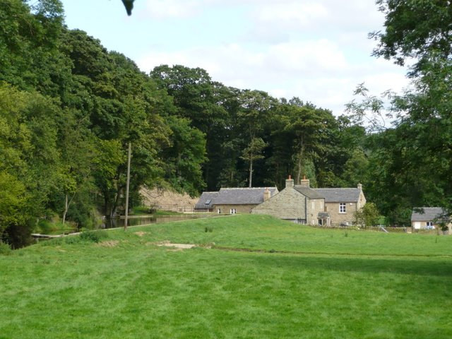 Conversion of the mill at Gunthwaite