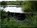 SE2406 : The dam at Gunthwaite Dam by Wendy North
