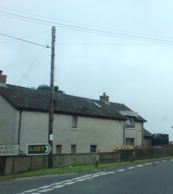 Farm on the junction