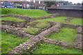 ST5377 : Roman Villa at Lawrence Weston Nr Bristol by Michael Murray