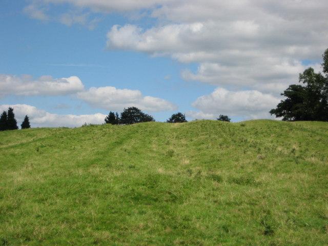 Ridge & Furrow near Williamscot