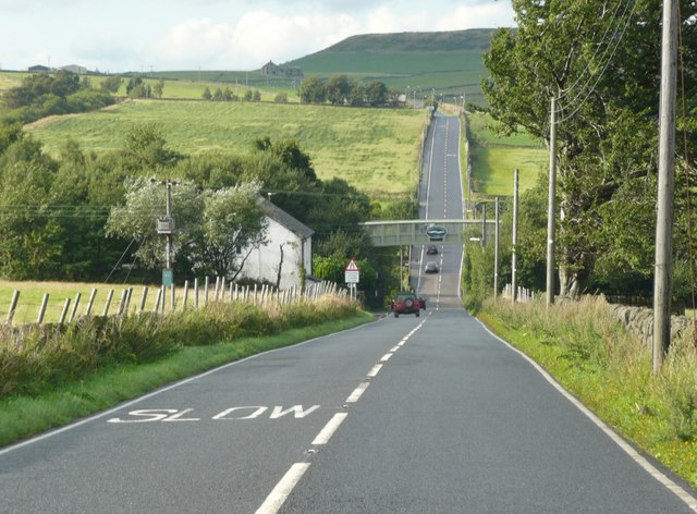 The A616, Dunford