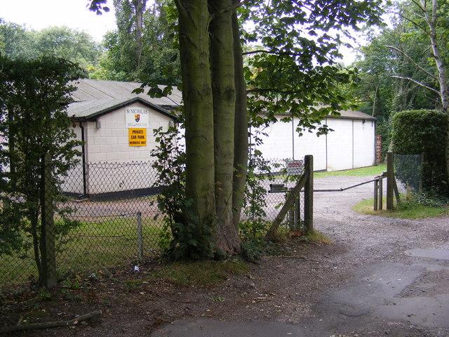 St Nicholas Rifle & Pistol Club, Foxbury Avenue, Chislehurst