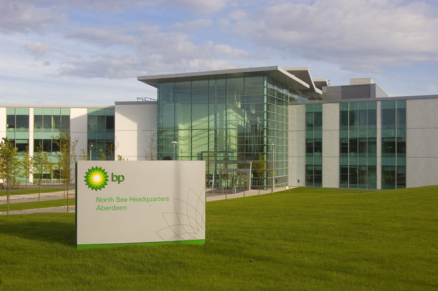 BP North Sea Headquarters