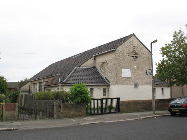 The Wyvern Youth Centre, Arras Avenue