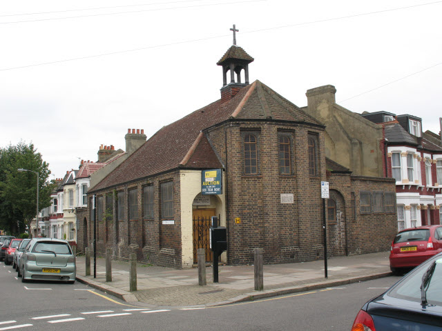Former St Swithun's church, Kellino Street
