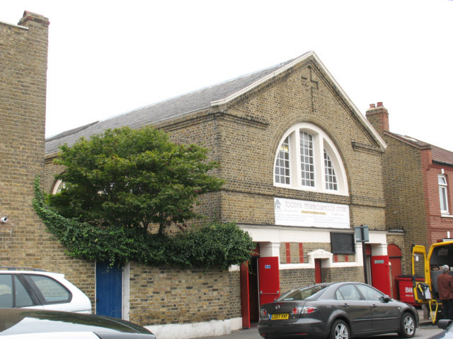 Tooting Neighbourhood Centre, Glenburnie Road