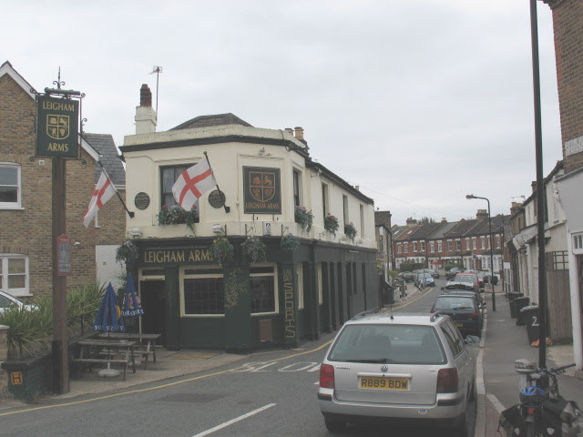 The Leigham Arms, Wellfield Road