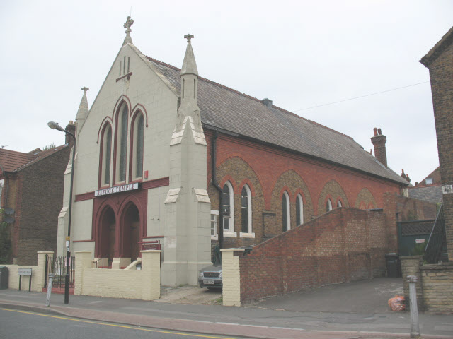 The Refuge Temple, Sunnyhill Road, Streatham