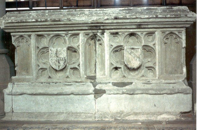 Family tomb in St Mary & All Saints Church, Beaconsfield