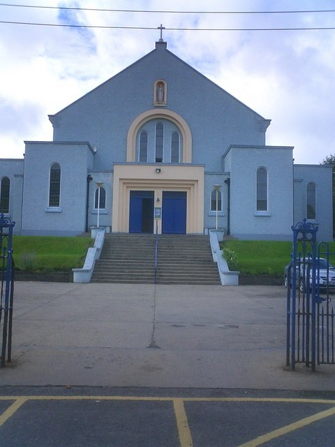 Pobail Chríost Rí, Gort a'Choirce (Church of Christ the King, Gortahork)