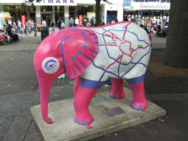 Go Elephants Locate Norwich City 169 Keith Evans