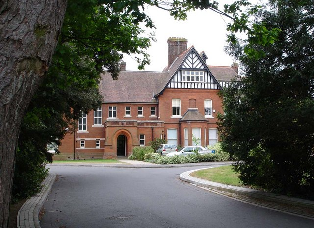 Old Convent School Building, St Marys Ipswich