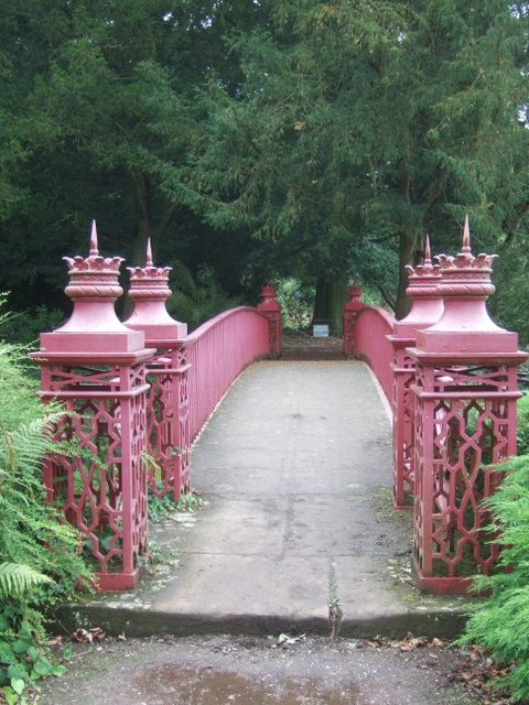 The Chinese Bridge