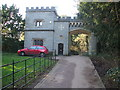 ST5678 : The Gateway to Blaise Castle Estate Henbury. by Michael Murray