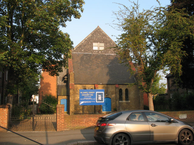 All Saints church, Sydenham
