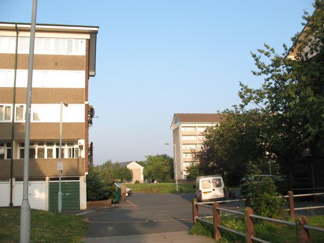 Hazel Grove flats, Sydenham