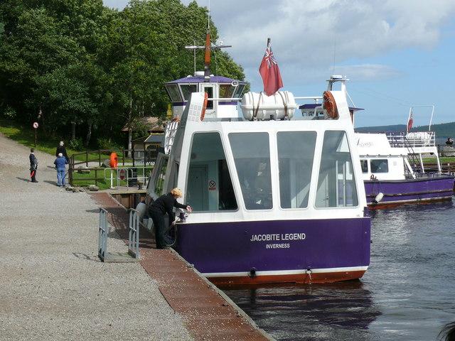 Boat Trips, Loch Ness