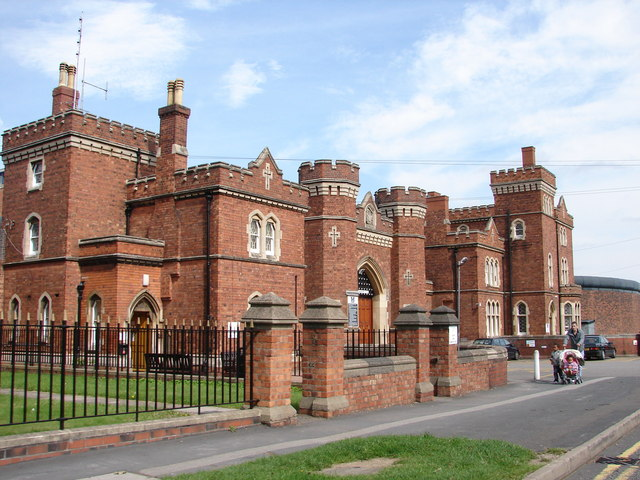  Lincoln Prison