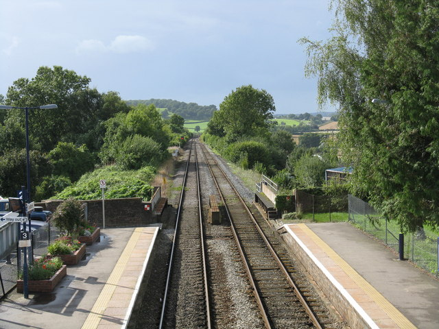 Site of Ledbury Junction