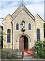 TL2472 : St. Michael's Catholic Church, Huntingdon by richard meredith