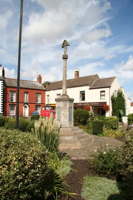 Swineshead War Memorial