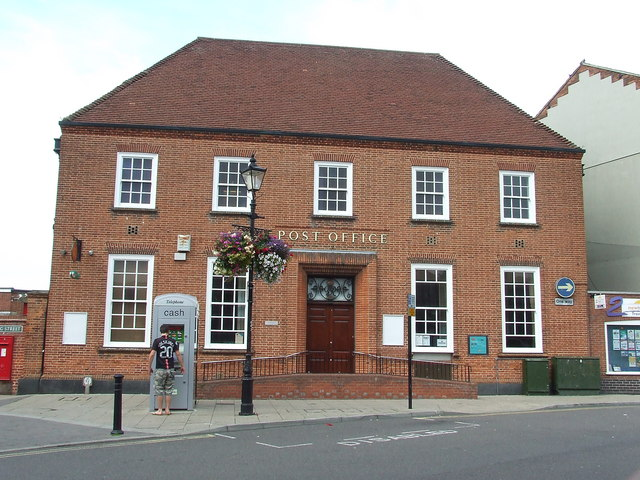 Thetford Post Office