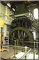 TA0434 : Steam engine, Cottingham Pumping Station by Chris Allen