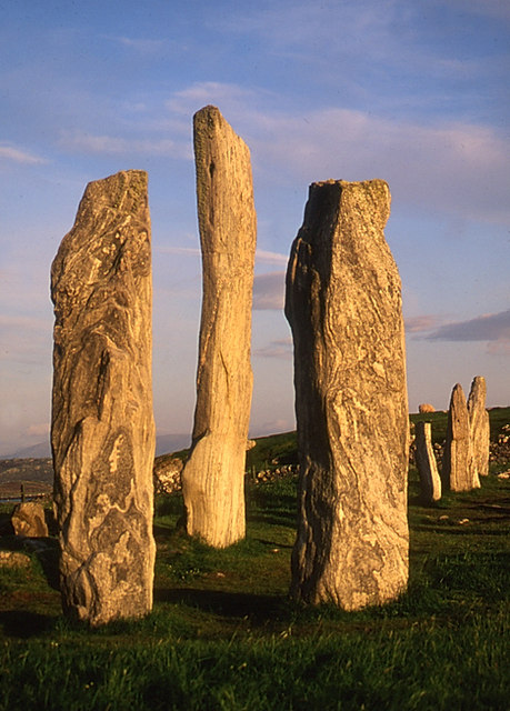 Central stones, Callanish