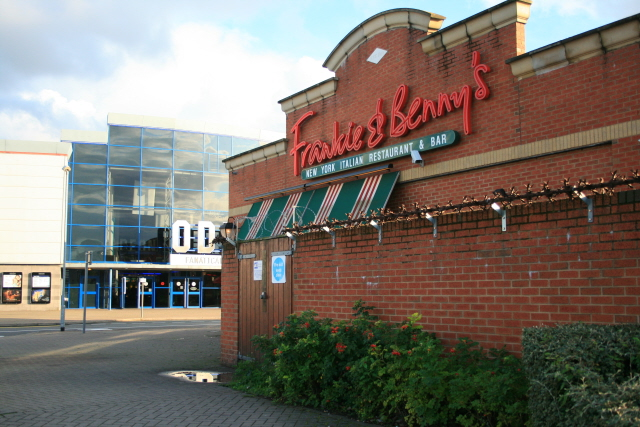 Odeon and Frankie & Benny's