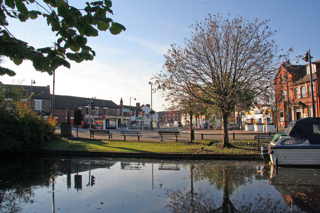 Ilkeston - The River Erewash