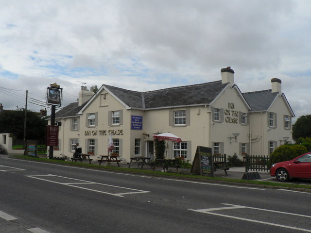 Cashmoor: The Inn on the Chase